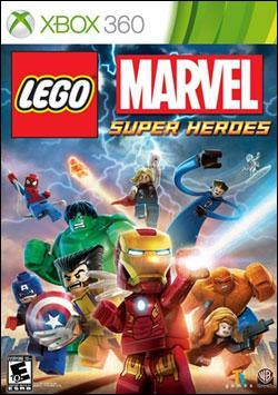 LEGO Marvel Super Heroes (Xbox 360) by Warner Bros. Interactive Box Art