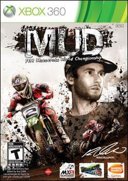 MUD - FIM Motocross World Championship Box art