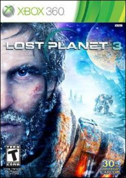 Lost Planet 3 (Xbox 360) by Capcom Box Art