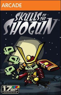Skulls of the Shogun Box art