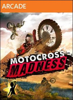 Motocross Madness (Xbox 360 Arcade) by Microsoft Box Art