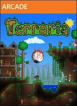 Terraria (Xbox 360 Arcade) by 505 Games Box Art