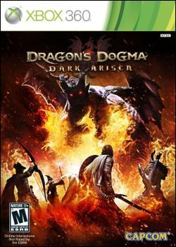 Dragon's Dogma: Dark Arisen (Xbox 360) by Capcom Box Art