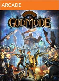 God Mode (Xbox 360 Arcade) by Atlus USA Box Art