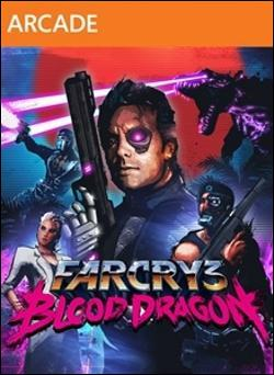 Far Cry 3: Blood Dragon (Xbox 360 Arcade) by Ubi Soft Entertainment Box Art