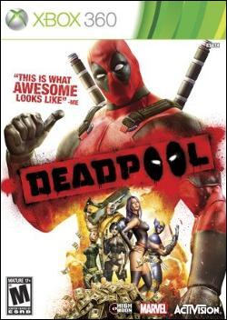 Deadpool Box art