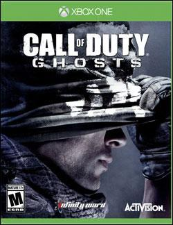 Call of Duty: Ghosts (Xbox One) by Activision Box Art