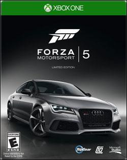 Forza Motorsport 5 (Xbox One) by Microsoft Box Art