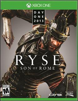 RYSE: Son of Rome (Xbox One) by Microsoft Box Art