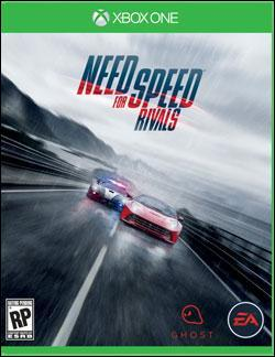 Need for Speed: Rivals (Xbox One) by Electronic Arts Box Art