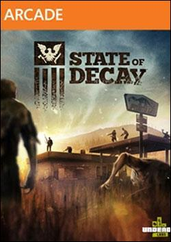 State of Decay (Xbox 360 Arcade) by Microsoft Box Art