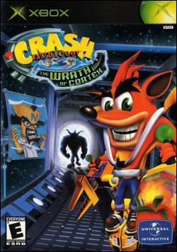 Crash Bandicoot: The Wrath Of Cortex (Xbox) by Vivendi Universal Games Box Art