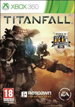 Titanfall (Xbox 360) by Electronic Arts Box Art