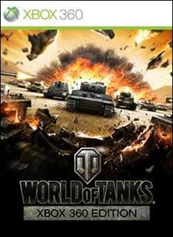 World of Tanks (Xbox 360) by Microsoft Box Art