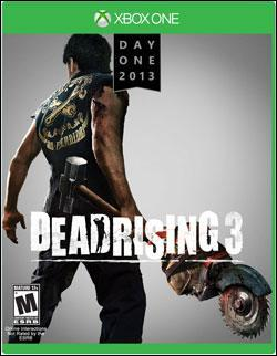 Dead Rising 3 (Xbox One) by Capcom Box Art