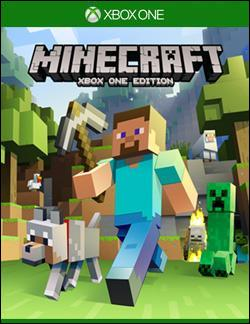 Minecraft: Xbox One Edition (Xbox One) by Microsoft Box Art