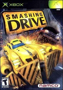 Smashing Drive (Xbox) by Namco Bandai Box Art
