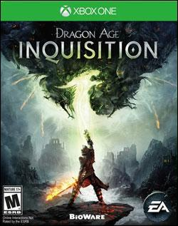 Dragon Age: Inquisition (Xbox One) by Electronic Arts Box Art