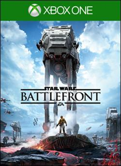 Star Wars Battlefront (Xbox One) by Electronic Arts Box Art