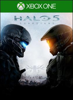 Halo 5: Guardians (Xbox One) by Microsoft Box Art