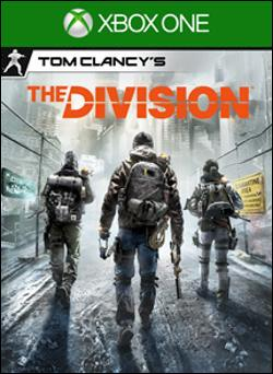 Tom Clancy's The Division (Xbox One) by Ubi Soft Entertainment Box Art
