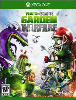 plants vs zombies garden warfare xbox one by popcap games box art - Plants Vs Zombies Garden Warfare Xbox 360