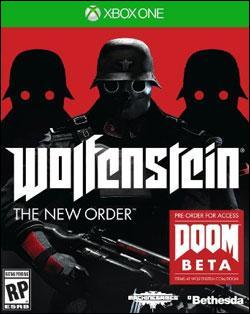 Wolfenstein: The New Order (Xbox One) by Bethesda Softworks Box Art