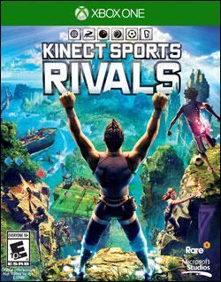 Kinect Sports Rivals (Xbox One) by Microsoft Box Art