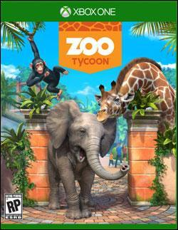 Zoo Tycoon (Xbox One) by Microsoft Box Art