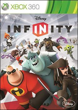 Disney Infinity (Xbox 360) by Disney Interactive / Buena Vista Interactive Box Art