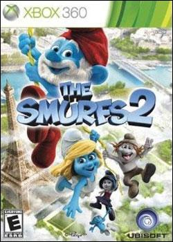 The Smurfs 2 (Xbox 360) by Ubi Soft Entertainment Box Art