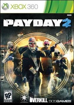 Payday 2 Box art