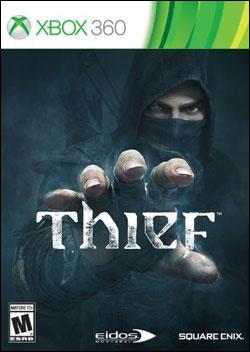 Thief (Xbox 360) by Eidos Box Art