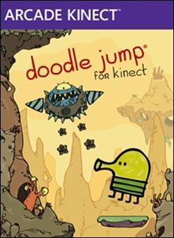 Doodle Jump Kinect (Xbox 360 Arcade) by D3 Publisher Box Art