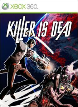 Killer is Dead (Xbox 360) by Sega Box Art