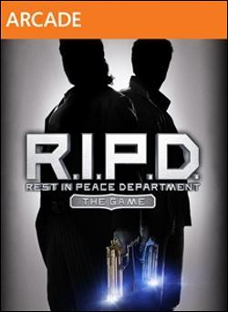 R.I.P.D. The Game (Xbox 360 Arcade) by Atlus USA Box Art