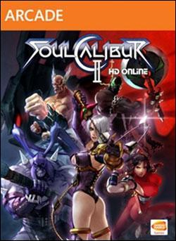 Soul Calibur 2 HD Online (Xbox 360 Arcade) by Namco Bandai Box Art