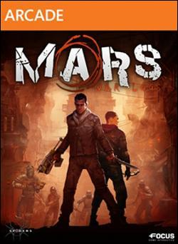 Mars: War Logs (Xbox 360 Arcade) by Microsoft Box Art