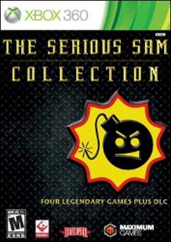 Serious Sam Collection, The Box art