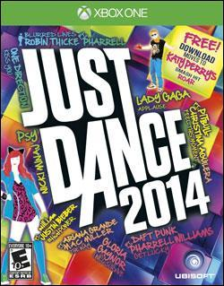 Just Dance 2014 (Xbox One) by Ubi Soft Entertainment Box Art