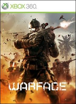 Warface (Xbox 360 Arcade) by Microsoft Box Art