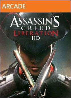 Assassin's Creed Liberation HD (Xbox 360 Arcade) by Ubi Soft Entertainment Box Art