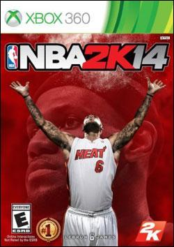 NBA 2K14 Box art