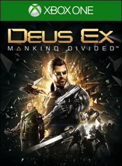 Deus Ex: Mankind Divided (Xbox One) by Square Enix Box Art
