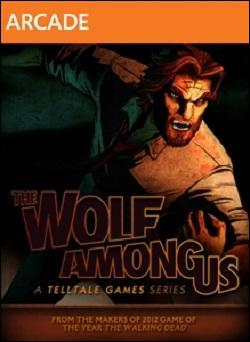 The Wolf Among Us (Xbox 360 Arcade) by Telltale Games Box Art