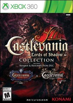 Castlevania: Lords of Shadow Collection (Xbox 360) by Konami Box Art