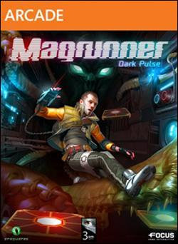 Magrunner Dark Pulse (Xbox 360 Arcade) by Microsoft Box Art