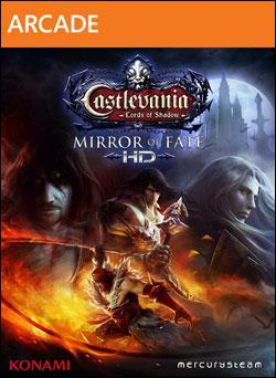 Castlevania: Lords of Shadow - Mirror of Fate HD (Xbox 360 Arcade) by Konami Box Art