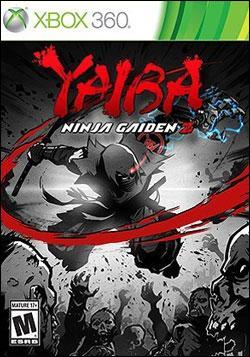 Yaiba: Ninja Gaiden Z (Xbox 360) by Tecmo Inc. Box Art