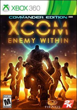 XCOM: Enemy Within (Xbox 360) by 2K Games Box Art